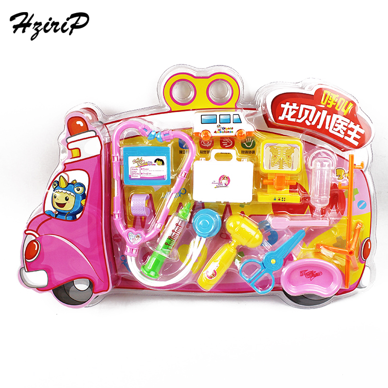 HziriP Hot Sale Pretend Play Doctor Toys Sets Simulation