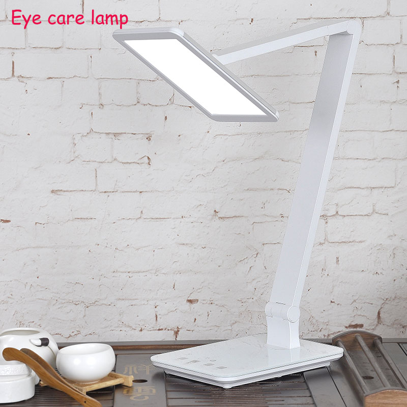 Здесь продается  LED eyecare lamp 7.4 inch surface light source lamp eye-protection portable desk lamp touching reading lamp 8022   Свет и освещение