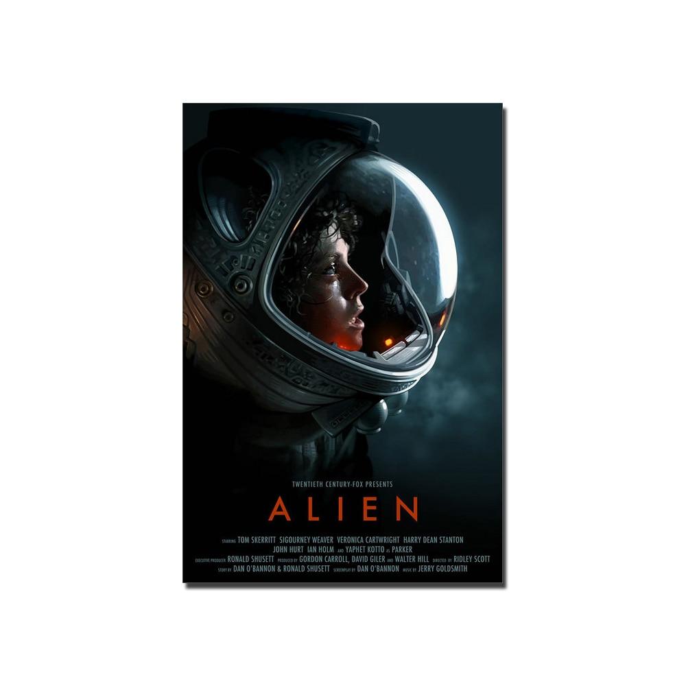 Alien Covenant Hot Movie Silk Canvas Poster Wall Art Home Decor Print 32X48 inch