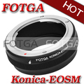 Fotga mount Adapter for Koncia R Lens to Canon M mirrorless camera for ef/efs lens