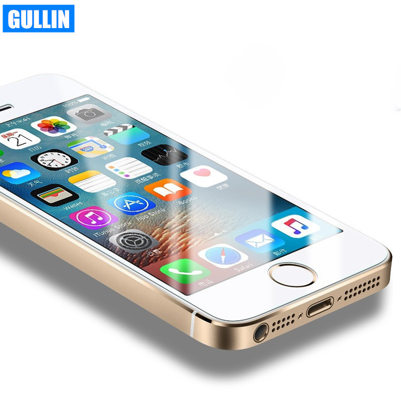 Tempered-Glass Screen-Protector iPhone 5 Premium for 5S 5C SE 9H HD The