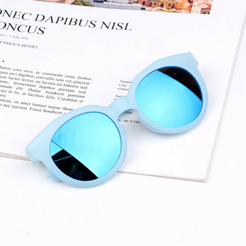 2019 Baby Accessories Children's Boys Girls Kid Sunglasses Shades Bright Lenses UV400 Protection Stylish Baby Frame Outdoor Look Baby & Kids
