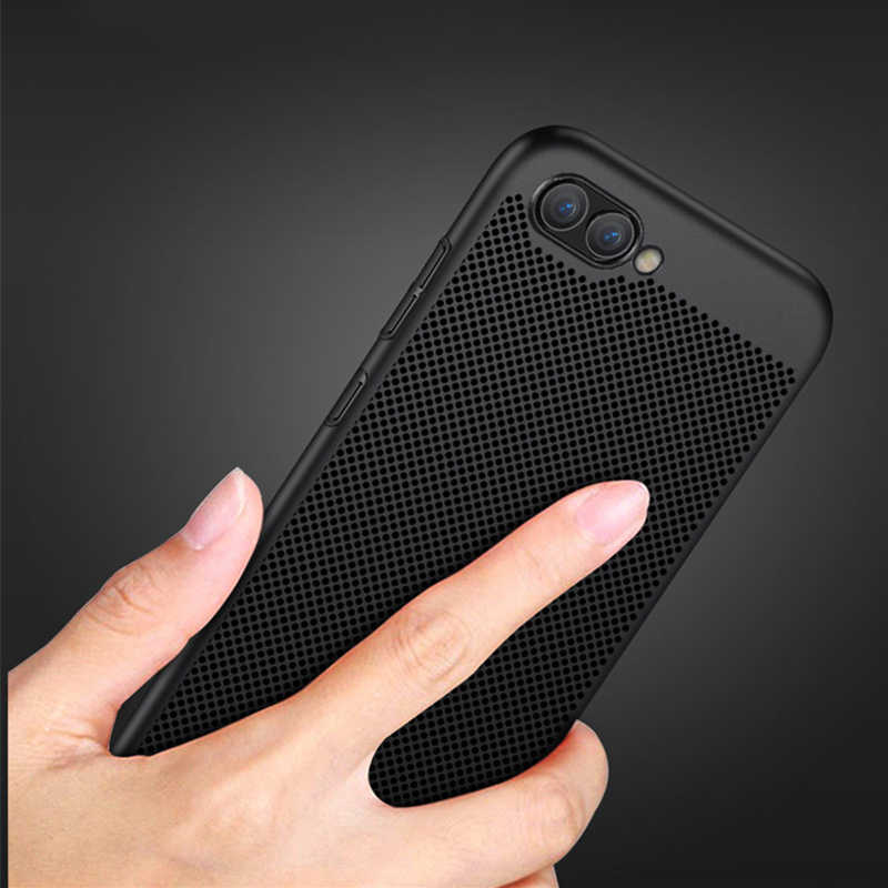 Hollow PC Phone Case For Huawei Mate 8 10 9 Pro P8 P9 P10 P20 Lite 2017 Plus Pro Nova 2 Plus Protect Cover For Honor 9 Lite Play