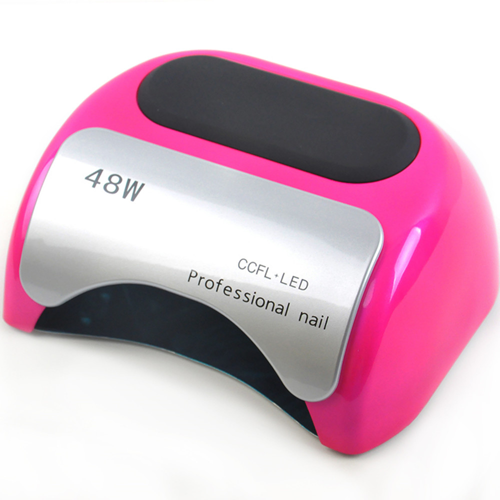 Séchoir à ongles Cappucci pour polymériser le Gel Gail 48 w lampe UV à LED