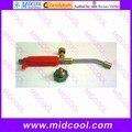 Refrigerador de aire acondicionado piezas de reparación solo tubo cabeza antorcha de soldadura de gas licuado de gas pistola de pulverización