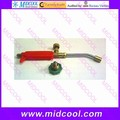 Refrigerator air conditioning repair parts single tube head welding torch gas liquefied gas spray gun