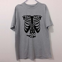 Skeleton X-Ray Beer Party t-shirt