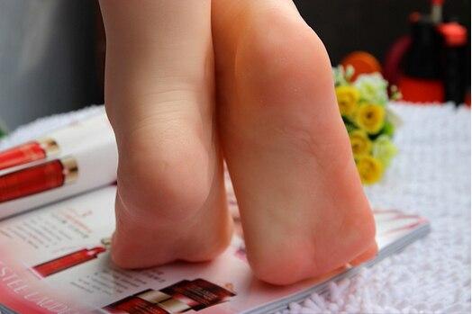 Фетиш стопы