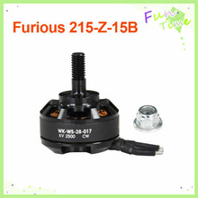 Walkera Furious 215 Parts Brushless Motor (WK-WS-28-017) Furious 215-Z-15 furiou