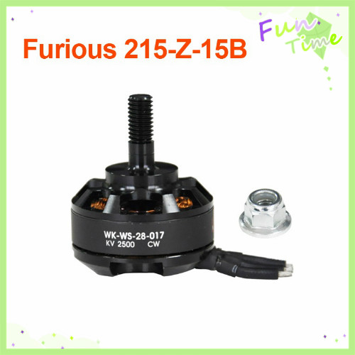 Walkera Furious 215 Parts Brushless Motor (WK-WS-28-017) Furious 215-Z-15 furious 215 F215 Spare Parts Track Ship