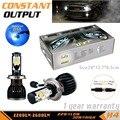 SLDX Led Coche Bombilla Del Faro 5000 K 12 V 22/30 W para Matrix Hyundai Elantra SantaFe Reemplazar HID halógena H4-2 Año de Garantía