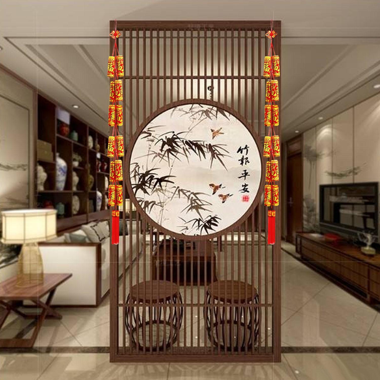 Behogar 135cm Chinese New Year Spring Festival ...