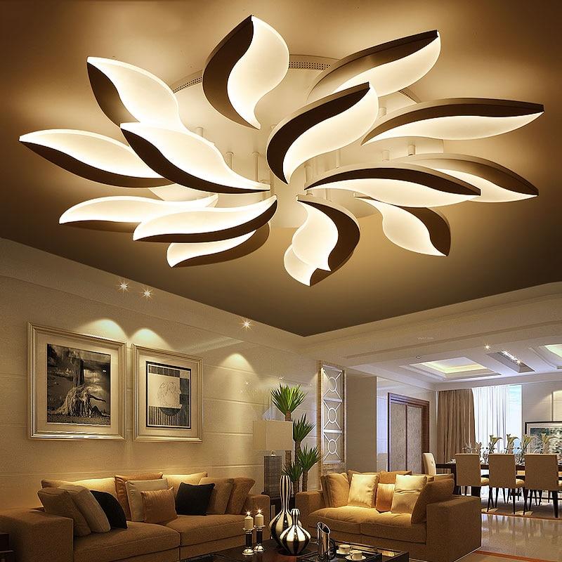 NEO Gleam New Design Acrylic Modern Led Ceiling Lights For Living Study Room Bedroom lampe plafond avize Indoor Ceiling Lamp автоинструменты new design autocom cdp 2014 2 3in1 led ds150