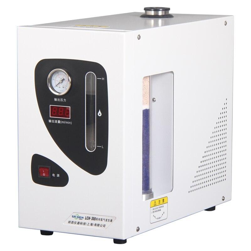 220V haute pureté générateur d'hydrogène laboratoire machine de Production d'hydrogène Source de gaz gaschromatographe 300 ml/min 500 ml/min Y