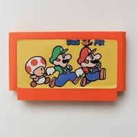 Супер MarioBros3. Mix 60 Pins игровая карта для 8 бит D99 игрового игрока