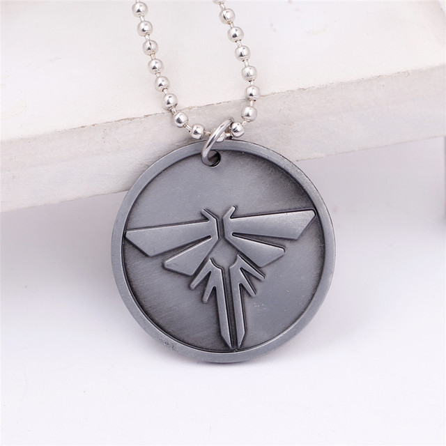 Wholesale 10pcslot game jewelry the last of us firefly dog tag wholesale 10pcslot game jewelry the last of us firefly dog tag necklace for womenmen aloadofball Gallery