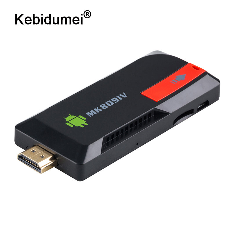 kebidumei TV Stick for RK3188T Android 2GB 8GB Wireless Bluetooth Receiver Adapter 1080P Quad Core for Android for TV Player