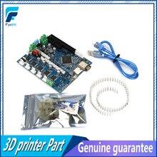 Gekloond Duetwifi Duet 2 Wifi V1.04 Geavanceerde 32bit Moederbord Met Aangesloten Controller Board Voor 3D Printer Cnc Blv Mgn Cube