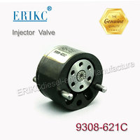 ERIKC Common Rail Injector Control Valve 9308 621C 28239294 Auto Fuel Pump Control Valve 9308 621c