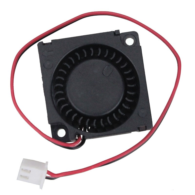 Купить с кэшбэком Gdstime 30x30x10mm DC 5V Ball bearing 30mm x 10mm Blower 3010 3cm Mini Cooler Laptop Cooling Fan 3D Printer Fan 30*30*10mm