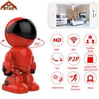 Stardot Robot IP Camera HD WIFI Baby Monitor 960P 1.3MP CMOS P2P Audio Security Remote Home Wireless CCTV Camera