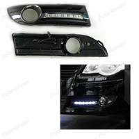 For V Olkswagen P Olo 2005 2008 2017 New Arrival Auto Parts Car Accessory LED DRL