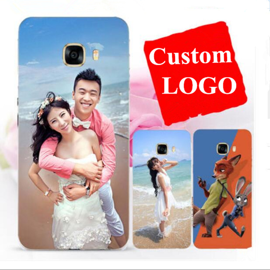 Printting Photo Logo For Samsung J1 J2 J3 J5 J7 2016 A3 A5 2017 S8 TPU Custom Personality Picture For iPhone 6 6s 7 Plus 4s 5 SE