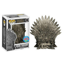 Funko POP Anime Song Of Ice And Fire Game Of Thrones Jon Snow Collectible Model Boy Toys Throne  Movie Action Figure Toys the iron throne model in game of thrones figure collective toys