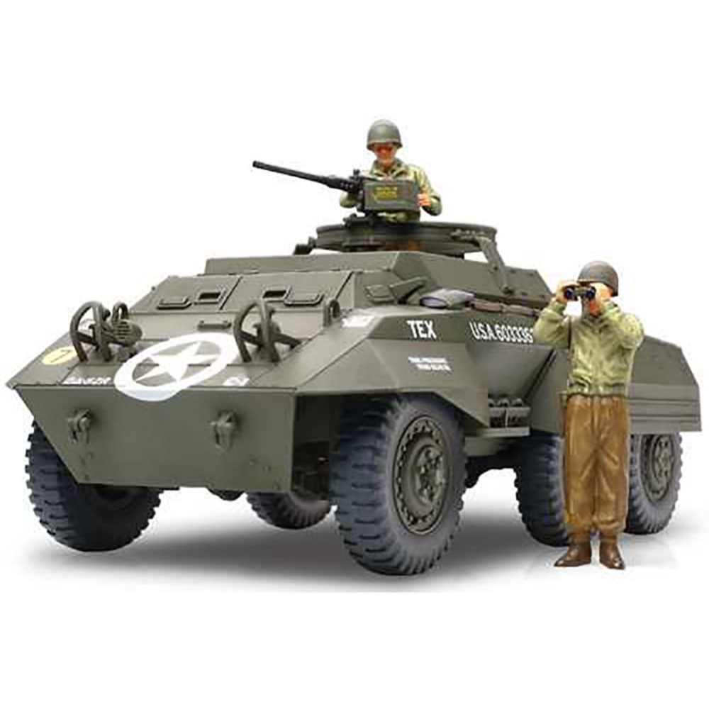 OHS Tamiya 32556 1/48 US M20 Armored Utility Car Military AFV Assembly Model Building Kits oh цена