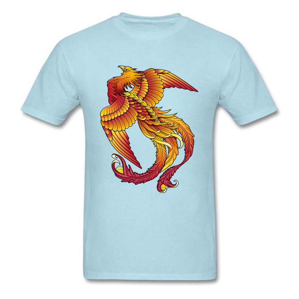 Casual Firebird Men T Shirts Family Summer Short Sleeve O-Neck 100% Cotton Tops & Tees Casual T Shirts Free Shipping Firebird light