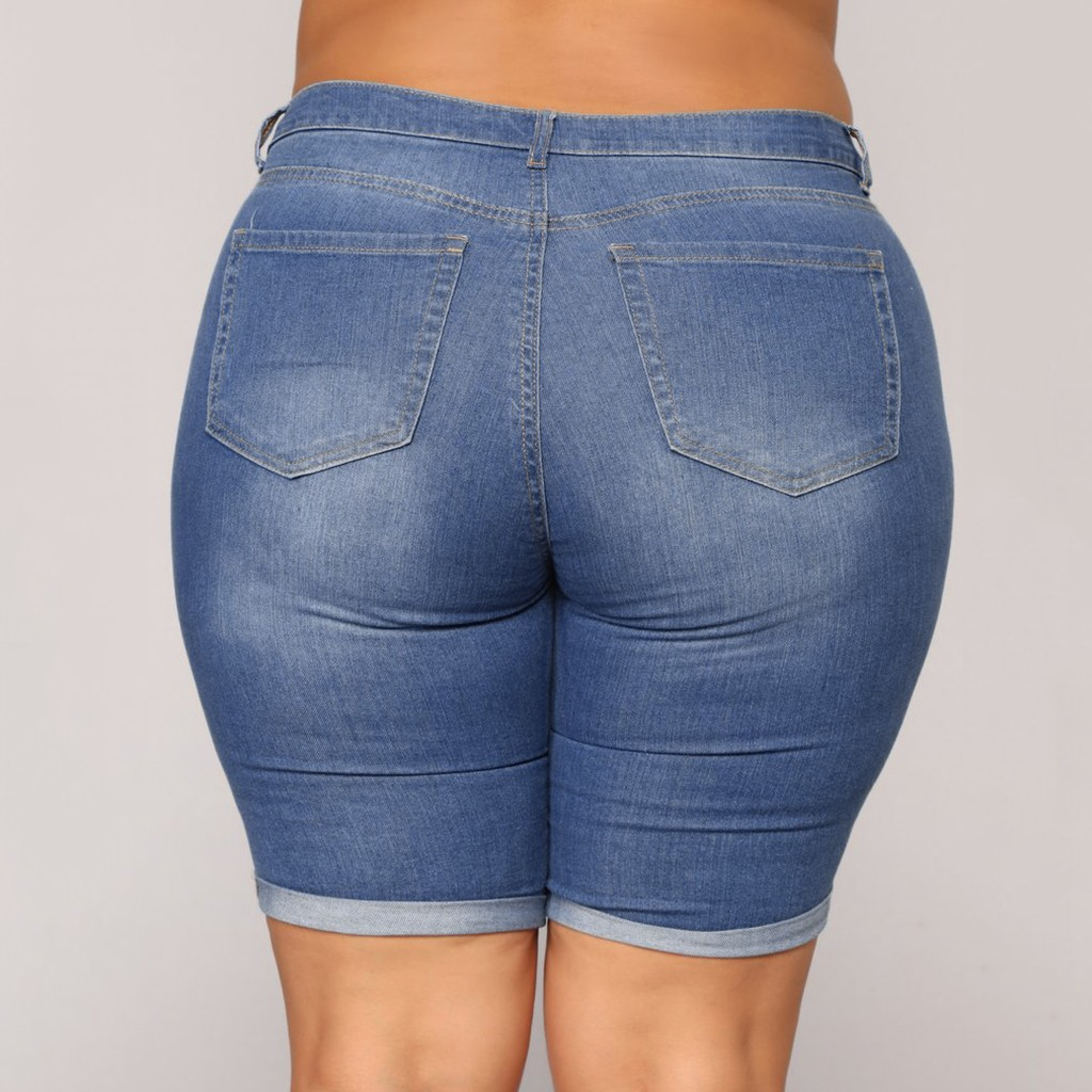 HTB1dgK4clGE3KVjSZFhq6AkaFXa3 5xl Moms Jeans For Women Jeans Trousers 2019 Female Dames Jeans Broeken Vaqueros Jeans Denim Female Pockets Wash Denim Shorts Z4