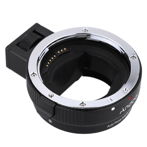 Image 4 - Andoer Lấy Nét Tự Động AF EF NEXII Adapter Ring Cho Ống Kính Canon EF EF S Ống Kính Để Sử Dụng Cho Sony NEX E Mount 3/3N/5N/5R/7/A7/A7R/ Full Nguyên Bộ