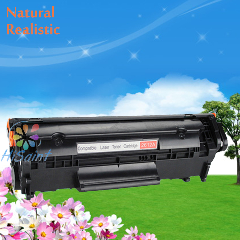 ФОТО for hp Q2612A 2612A 12a 2612 toner cartridge refill compatible For HP LaserJet 1010 1012 1015 1018 1020 1022 3010 laser printer