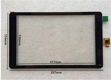 "Nuevo 10.1 ""Pantalla Táctil Prestigio Multipad Wize 3341 3G PMT3341 PMT3341_3G Touch Panel digitalizador Del Sensor de cristal Envío Gratis"