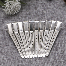 10 Pcs Stainless Steel Hair Clips