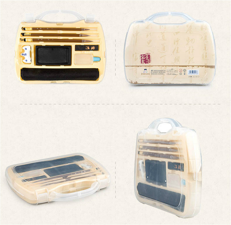Conjuntos de Arte pintura caixa de presente kit Tipo of Writing Brush : Traditional Writing Brush