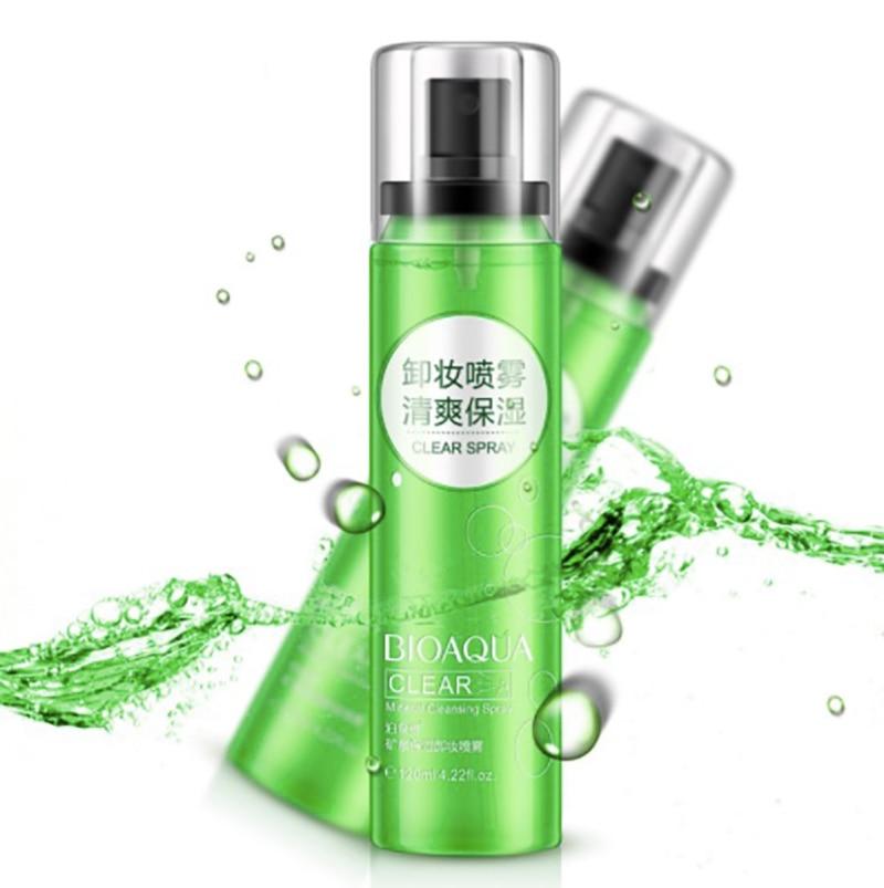 все цены на Mineral Moisturizing Makeup Remover Liquid Water Gentle Eye Lip Face Make-Up Remover Deep cleansing hydrophilic oil banila co онлайн