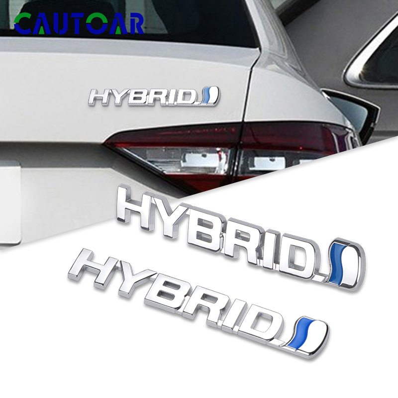 HYBRID SYNERGY DRIVE Toyota Camry Prius emblem badge decal logo sticker plate