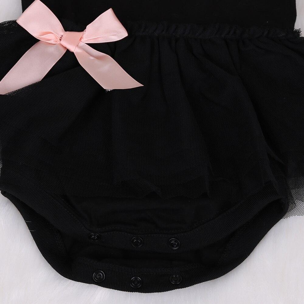 HE-Hello-Enjoy-Baby-girl-dress-wedding-summer-2017-bodysuit-baby-girl-clothes-Letter-short-sleeved-black-dress-vestido-infantil-5