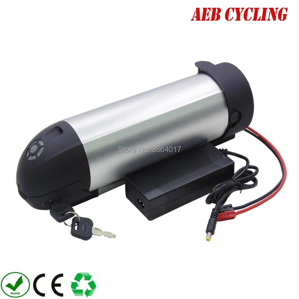 For beach cruiser bike bottle down tube 36V 14.5Ah high capacity Li-ion ebike battery with chargerFor beach cruiser bike bottle down tube 36V 14.5Ah high capacity Li-ion ebike battery with charger
