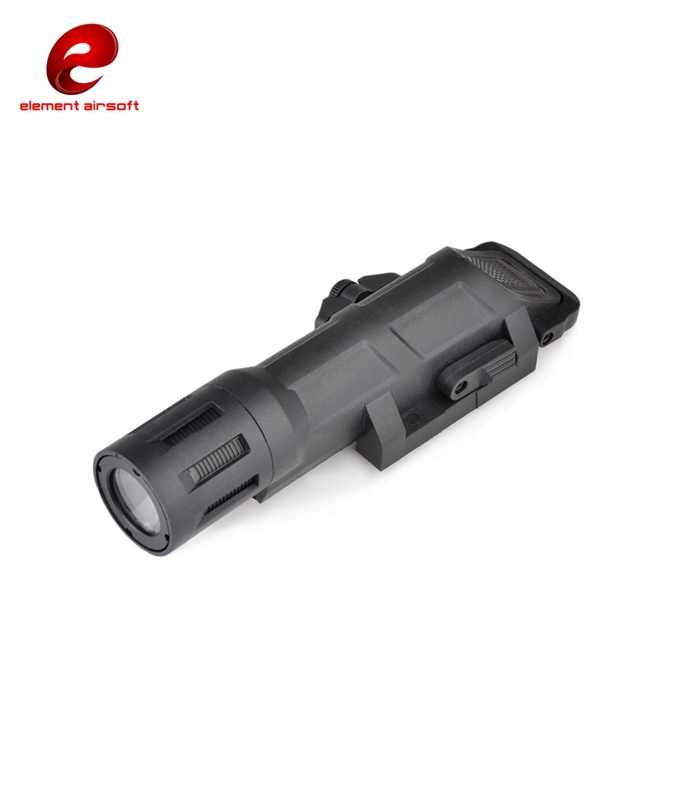 ФОТО Inforce WMX200 Tactical Weapon Lights Multifunction Rifle flashlight 20mm picatinny weaver rail Night Evolution NE04038