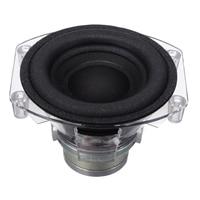 3 Inch Subwoofer Speaker Unit 30W 4Ohm DIY Sound Box Loudspeaker Stereo Subwoofer Speakers Strong Bass Horn Speaker