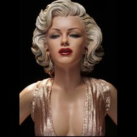 40 cm 1/4 Sexy Marilyn Monroe Collectors Action Figure Toys Beautiful and Charming Christmas Gift Collection Doll