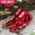TANK Taiwan pass Quest сплав стволовых велосипедов DJ/AM/FR/DH Горные Горный велосипед стержень 10 градусов 35 мм высота