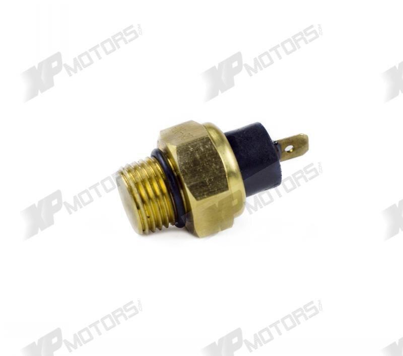 Temperature Switch Sensor Water Temp Fan For HONDA HORNET250 CBR250 CBR CB400SF NC31 CB-1 CB600F VT600 750 1100 CBR600 CRF250X
