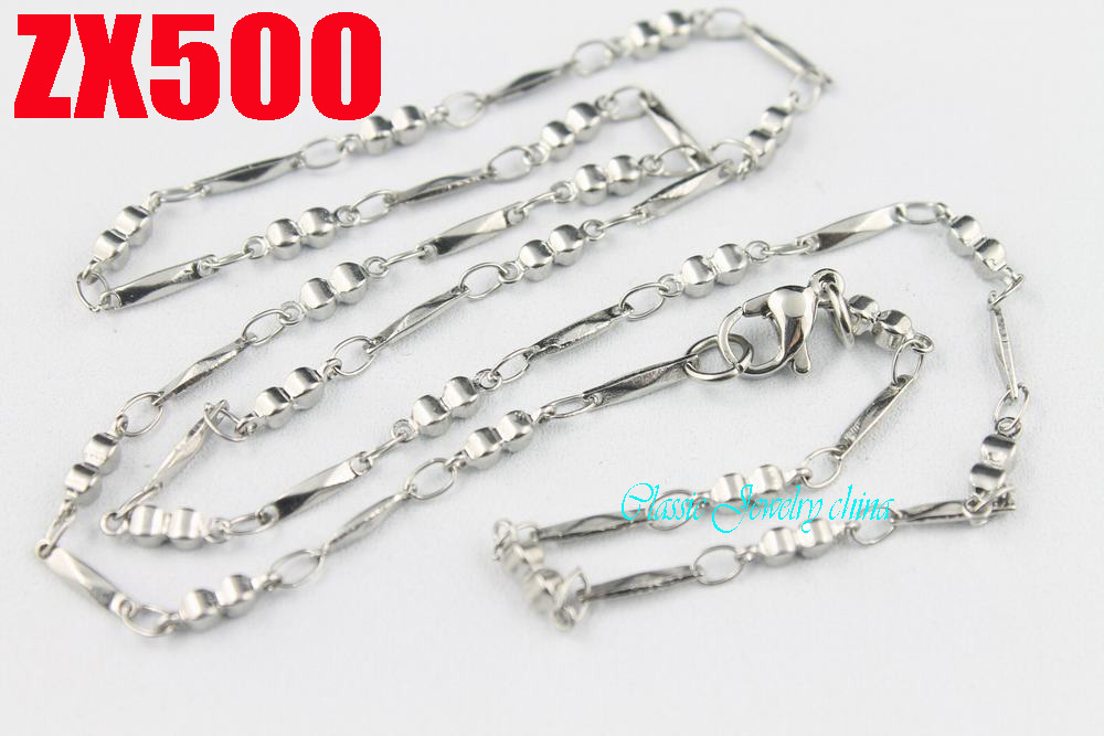 2,4mm kürbis form kette edelstahl halskette frauen männer religiöse halskette modeschmuck 20...