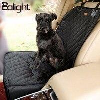 Balight للماء كلب الناقل حمل حقيبة التخزين الداعم مقعد سيارة غطاء 2 في 1 الناقل دلو سلة أكثر الفاخرة