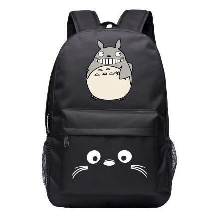 fb27c2ed1a36 2018 sweet cute Big Anime Totoro cartoon canvas School Bag Backpack Travel  Bags unisex backpack