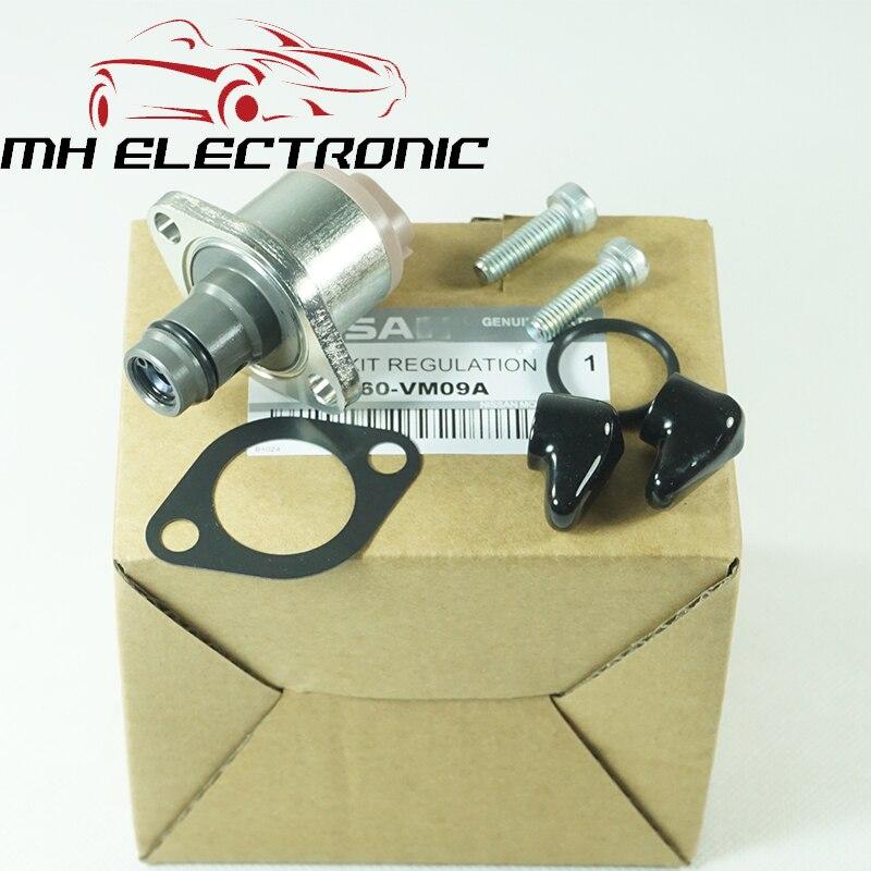 MH ELECTRONIC SCV всасывающий регулирующий клапан, модель A6860VM09A для Nissan Navara Pathfinder Cabstar, быстрая доставка!