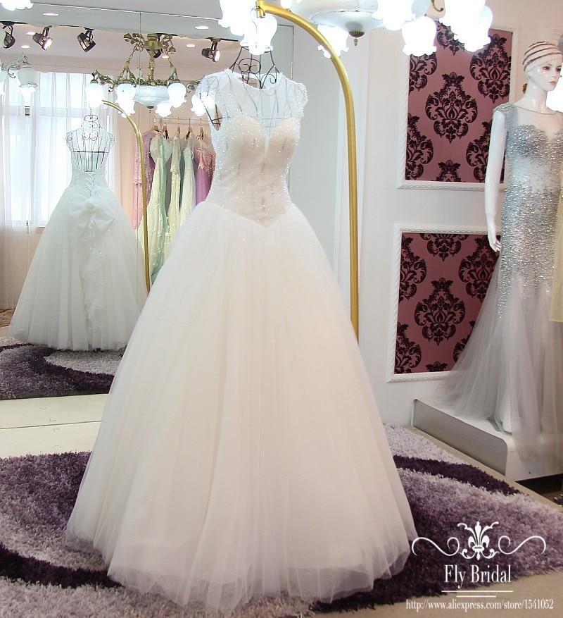 Popular Sparkly Princess Wedding Dress-Buy Cheap Sparkly